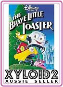 The Brave Little Toaster DVD