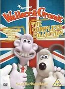Wallace and Gromit DVD