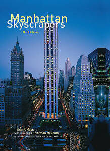 Manhattan Skyscrapers: 3rd Edition-ExLibrary