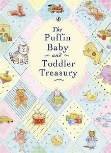 The-Puffin-Baby-and-Toddler-Treasury-Book