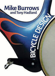 Bicycle Design: The Search for the Perfect Machine (Cyclebooks Series)-ExLibrary
