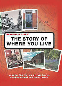 Anon Story of Where You Live Very Good Book