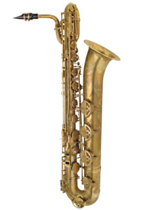Tenor or Bari saxophone