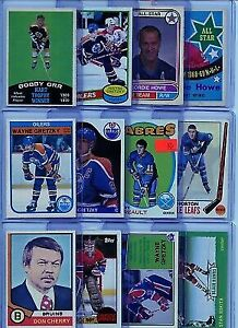LOOKING TO TRADE OPC HOCKEY CARDS 1970'S AND 1980'S