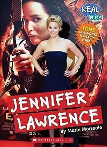 Jennifer Lawrence by Morreale, Marie 9780531213759 -Hcover