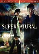 Supernatural Season 1-6