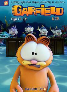 Garfield & Co. #1: Fish to Fry, Davis, Jim, New