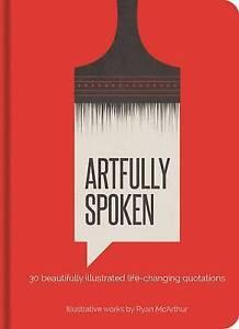 Artfully Spoken, Ryan McArthur