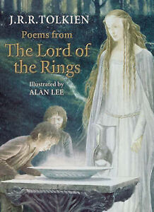 Poems-from-the-Lord-of-the-Rings-by-J-R-R-Tolkien-Hardback-1994