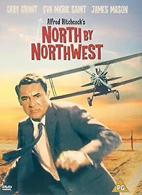 North by Northwest [DVD] [1959], , Used; Very Good DVD