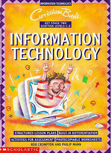 Information Technology KS2 (Curriculum Bank), Rob Crompton, Philip Mann