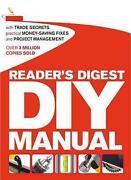 Readers Digest DIY Manual