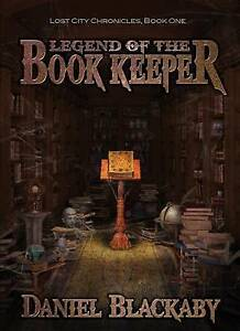 Legend of the Book Keeper Daniel, Blackaby -Paperback