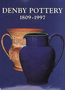 Denby Pottery 1809-1997, Irene Hopwood