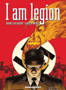 I Am Legion by Nury, Fabien -Paperback