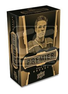 2015-16 Upper Deck Premier Hockey Hobby Trading Cards Box Kitchener / Waterloo Kitchener Area image 1