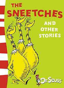 THE SNEETCHES & other Stories Dr Seuss Children's Reading Picture Story Book NEW