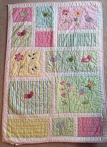 Pottery Barn Sweet Birdie Quilt set & coordinates