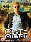 CSI Miami Box Set