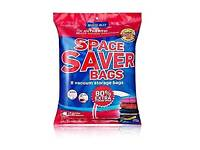 Space Saver bags new