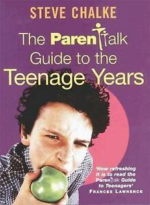 Very Good, The Parentalk Guide to the Teenage Years, Chalke, Steve, Book
