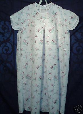 Patient Gown Costume (Authentic Maternity Patient)