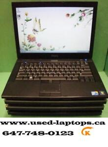 Back to school deal!The Durable business laptop Dell Latitude E Series (Intel i3/3G/160G)$169!