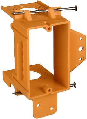 Carlon SC100A Low Voltage New Work Box Bracket, 2.32