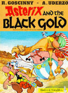 ASTERIX AND THE BLACK GOLD.