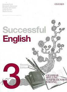 SUCESSFUL ENGLISH 3 (SECOND EDITION) OXFORD, BRAND NEW, FREE SHIPPING