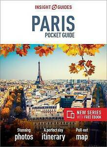 Insight Guides: Pocket Paris (Insight Pocket Guides), Apa, New Book