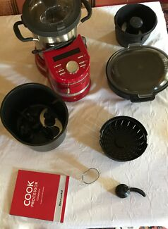 Kitchenaid Cook Processor - used once - AS NEW