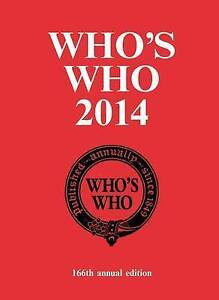 Who-039-s-Who-2014-ExLibrary