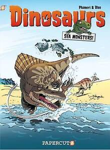 Dinosaurs #4: A Game of Bones! By Plumeri, Arnaud -Hcover