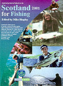 Scotland for Fishing 2002, , Very Good Book