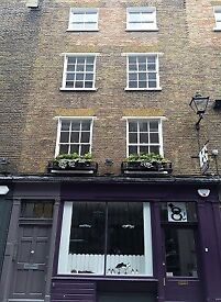Victorian Style Building - Newly refurbished, Private Office in Soho (W1)