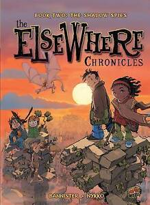 Nykko/ Bannister (Ilt)-The Elsewhere Chronicles 2  BOOK NEW