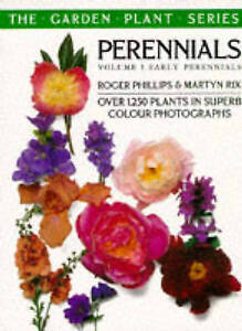 Early Perennials (The Garden Plant Series , Vol 1)-ExLibrary