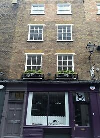 Managed Office Space in Soho, W1 - Self Contained, flexible, various sized units
