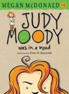 Judy Moody Was in a Mood by Megan McDonald (Paperback, 2011)