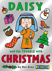 Daisy-and-the-Trouble-with-Christmas-Daisy-series-ExLibrary