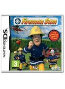 Fireman Sam DS Game