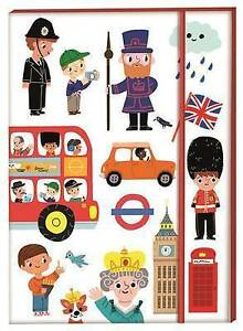 Billet, Marion-London Notebook A5  BOOKH NEW