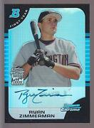 2005 Bowman Chrome Ryan Zimmerman