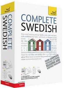 Complete Swedish  (Teach Yourself), Ivo Holmqvist, Vera Croghan, New Book
