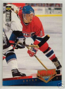 95-96 Collectors Choice MAIL-IN REDEMPTION set (15 hockey cards) City of Halifax Halifax image 1