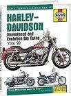 Electra Glide Haynes Motorcycle Repair Manuals & Literature
