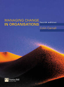 Managing Change in Organizations-ExLibrary
