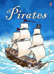 Usborne-Beginners-Pirates-by-Catriona-Clarke-c2006-NEW-Hardcover