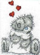 Tatty Teddy Cross Stitch Kit